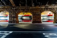 Light Rail Tram Transportation...