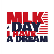 Martin Luther King Jr. Day. Le...