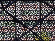 Metal Lattice Strengthened By ...