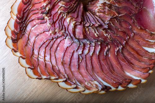Fotografie, Obraz Chamon dish for tasting