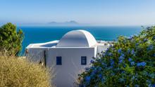 Villa On The Seaside In Tunisia