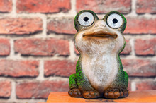 Frog Lamp For Garden Lighting....