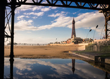 Blackpool Tower And Iconic Pro...