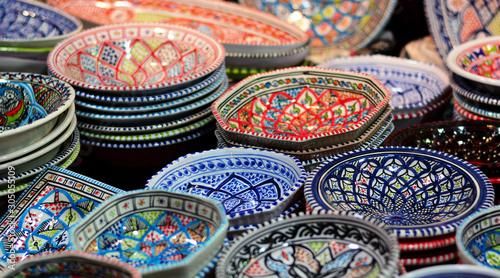 ceramics on the souk