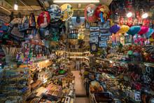 Interior Of Ben Thanh Market I...