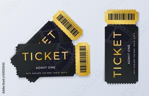 Cuadros en Lienzo Two movie tickets