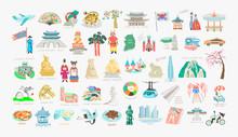 Set Of 25 Doodle Vector Illust...