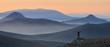 Leinwanddruck Bild - The Wonderful Beauty of Sunset