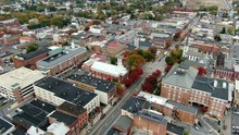 Carlisle, Pennsylvania, Aerial...