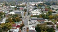 Aerial View Of Carlisle, Penns...