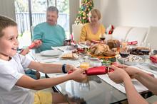Australian Family Christmas Celebration