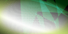 Green Pattern Dots Background....