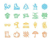 Year Seasons Items Color Linea...