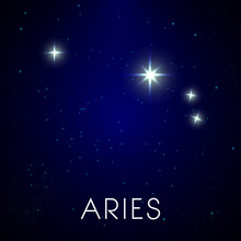 Zodiac Stars Constellation, Ar...