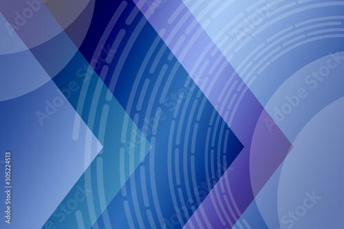 abstract, blue, light, technology, digital, design, wallpaper, texture, illustra Canvas Print