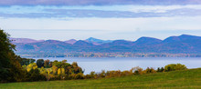 View Of Lake Champlain And The...