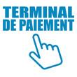 Logo terminal de paiement.