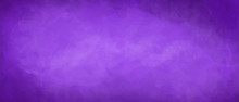 Purple Abstract Watercolor Texture Background