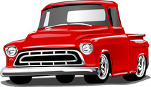 Classic Vintage Pickup Truck
