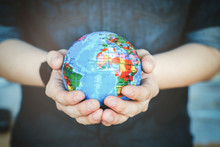Protect Our World In Human Hands.