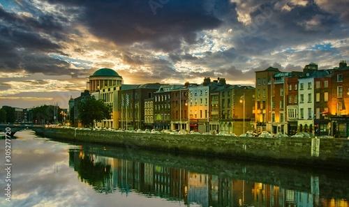 Photo  Beautiful Dublin - Ireland