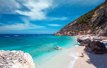 Cala Mariolu Famous Beach In S...