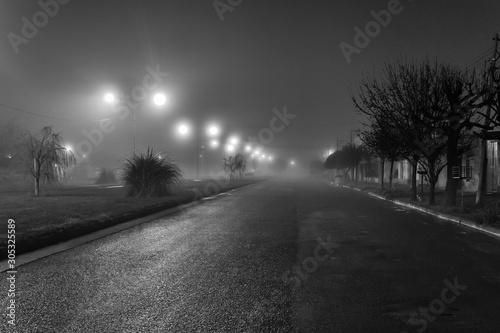 Fototapeta  niebla 1