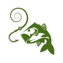Bass Fish. Bass Fishing Lures. Bass Fishing Tackle. Bass Fishing Hook.