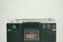 Vintage Cassette Player - Old ...