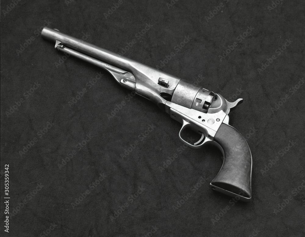 Fototapeta western revolver