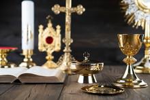 Roman Catholic Church Theme. T...
