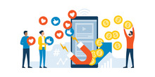 Social Media Marketing And Earning