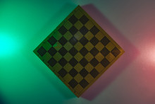 Beautiful Vintage Chess Board ...