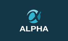Alpha Vector Logo Design Inspirations