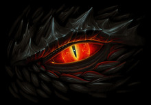 Black Dragon Fire Eye