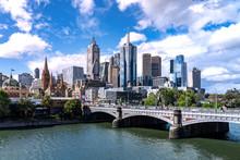 Melbourne / Australia - Octobe...