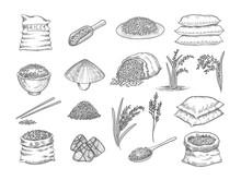 Rice Sacks. Natural Agricultur...