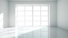 Empty Interior With Floor