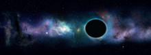 Black Hole Star Field