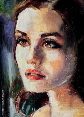 Donna ritratto