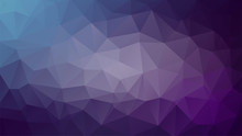 Abstract Polygon Background. G...