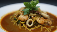 Mie Aceh Traditional Noodle