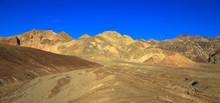 Artist's Palette Im Death Valley National Park. California, USA