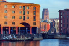 City Of Liverpool On Merseysid...