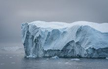 Greenland. The Biggest Glacier...