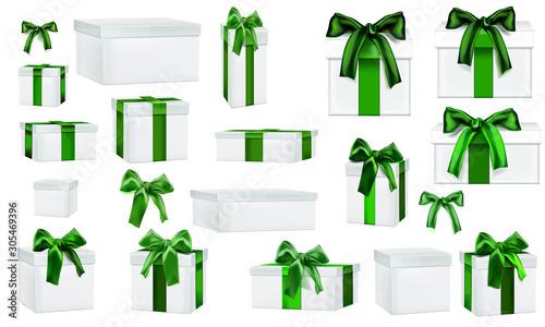 Платно Paquet Cadeau Vert
