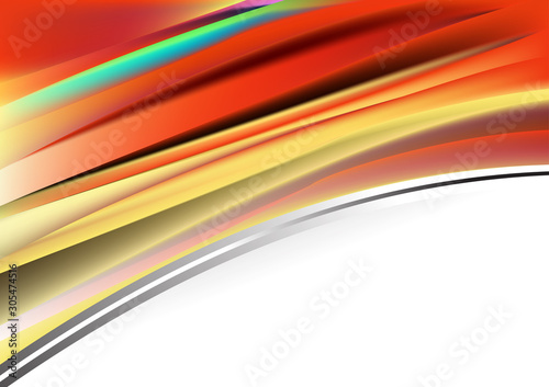 Fototapeta Abstract Creative Background vector image design obraz na płótnie