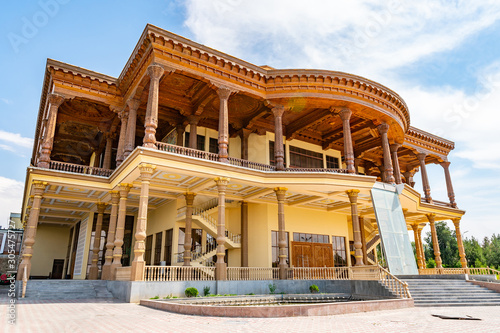Fotomural  Khujand Arbob Cultural Palace 147