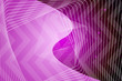 canvas print picture - abstract, wave, design, blue, wallpaper, illustration, pink, pattern, waves, curve, art, texture, lines, line, light, purple, graphic, white, digital, backgrounds, color, artistic, backdrop, gradient