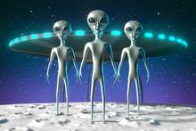 Aliens/ Extraterrestrials, Spa...